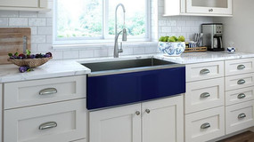 FARMHOUSE SINKS, CLAWFOOT TUBS, COFFERED CEILINGS BOOST ENTRY LEVEL SALE PRICES