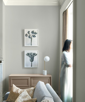 BENJAMIN MOORE'S 2019 COLOR OF THE YEAR IS 'METROPOLITAN'