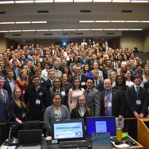 2018 Virginia Young Democrats Convention