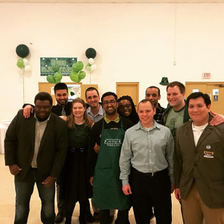 Fairfax Young Democrats at Congressman Connolly St. Patrick's Day Fete