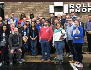 Fairfax Young Democrats at the 2017 VAYD Campaign Invasion