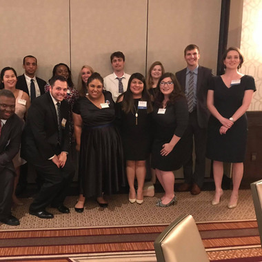 Fairfax Young Democrats at the Jefferson-Obama Dinner