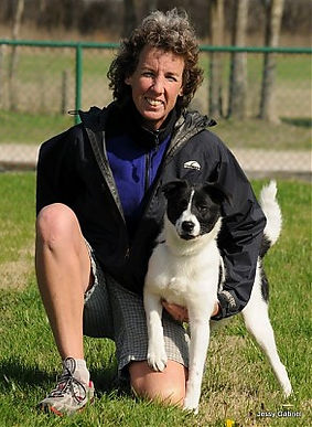 MJ Turner is head trainer at Ready2Wag