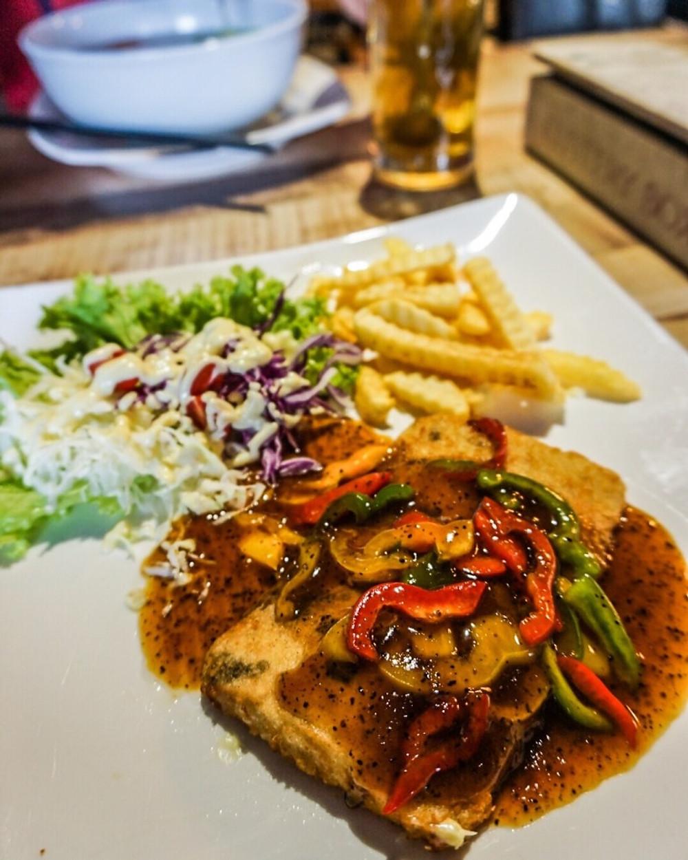 vegan delights chicken chop