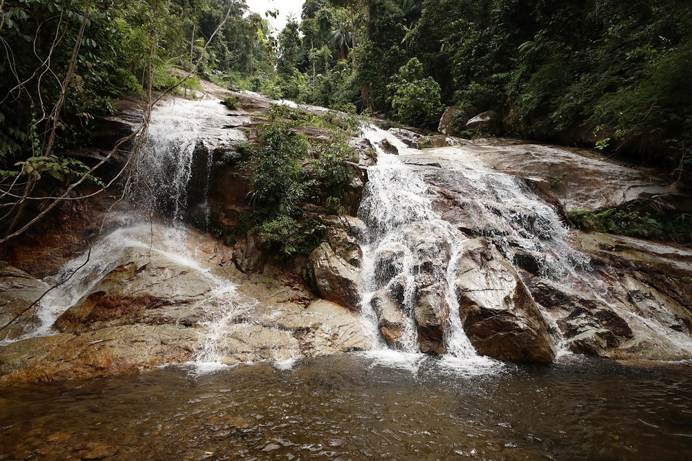 gerehang waterfall