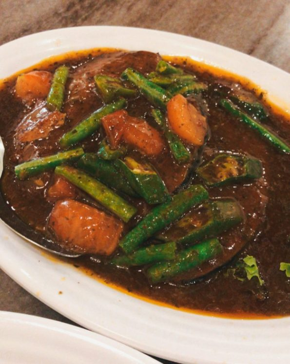 spicy asam fish