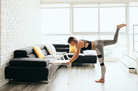 barre at home
