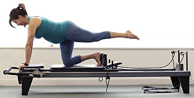 pilates pregnancy reformer Allegro