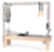 Balanced Body reformer trapeze combo RTC