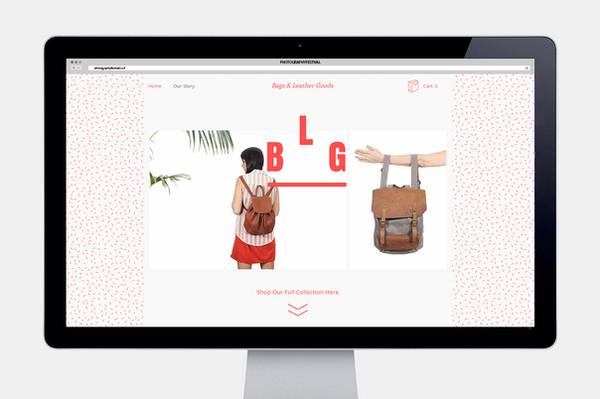 Мода Веб-дизайн