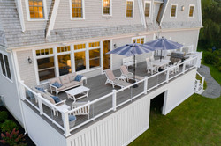 Bayberry Back Deck