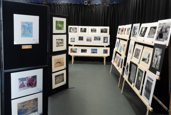 WCC prints at the DACA exhibition