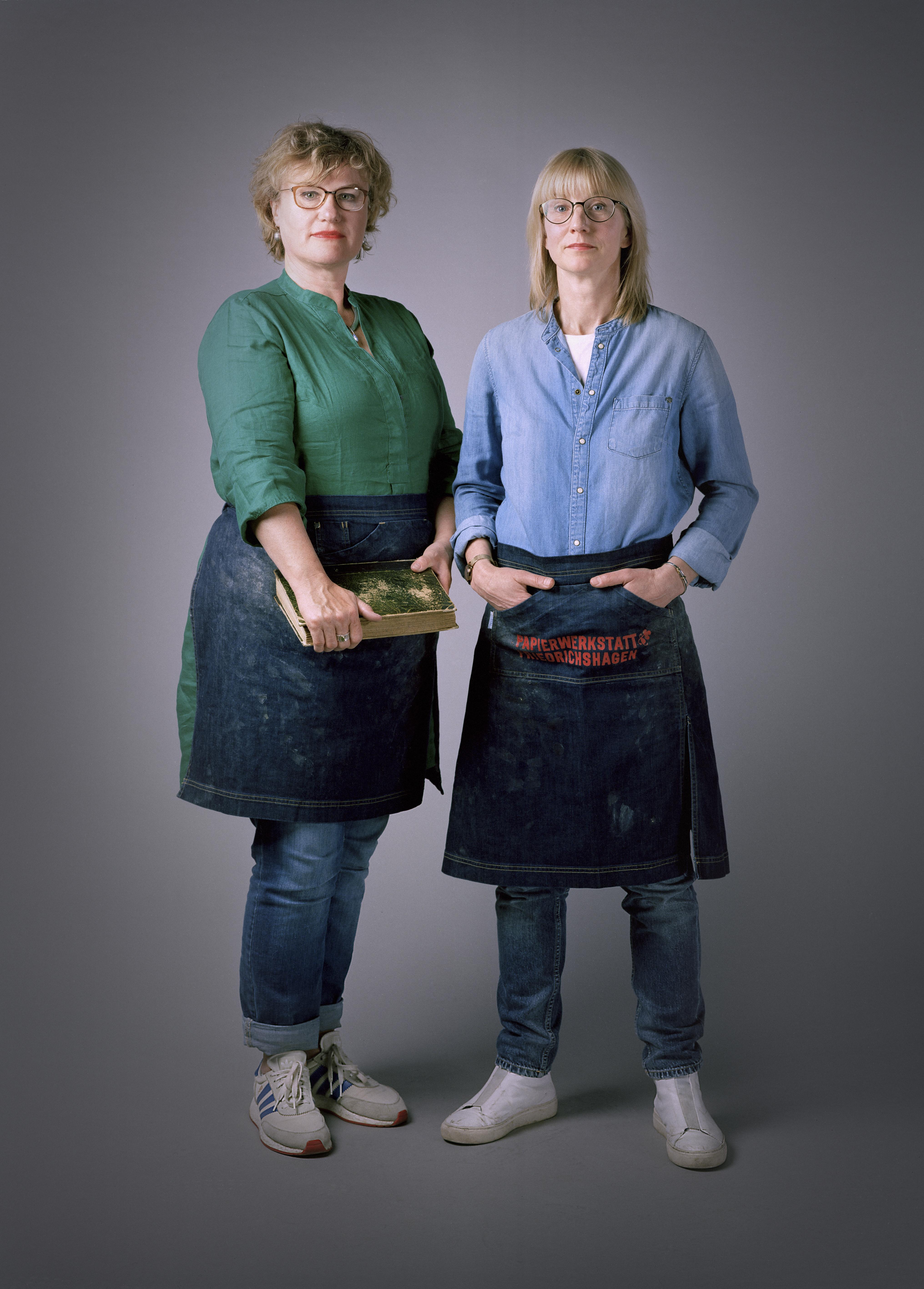 Frauke Grenz & Julia Flögel