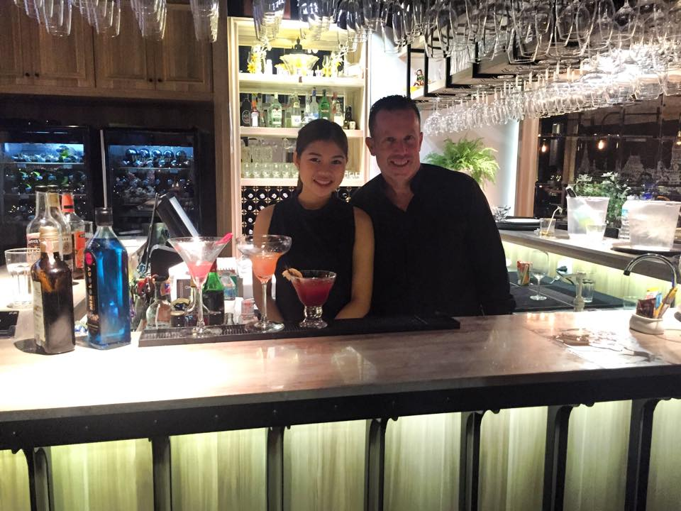 Special bartender guest