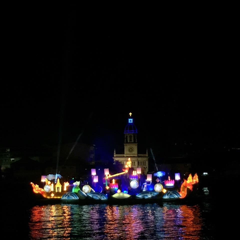 เทศกาลลอยกระทง2015