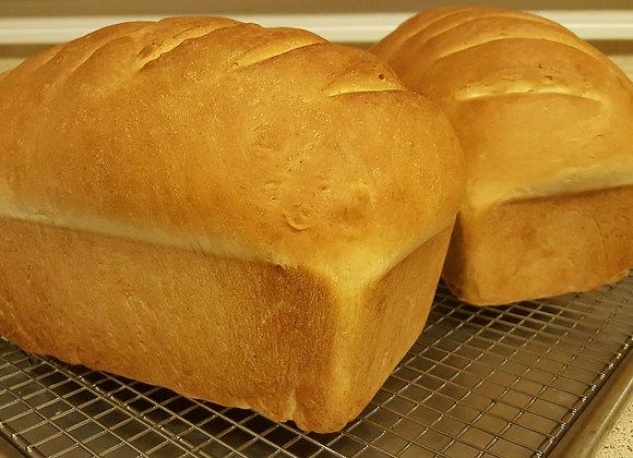 Honey Milk Loaf