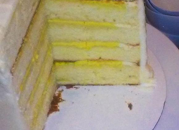 Lemon Drop Cake