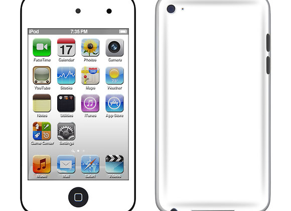 Apple iPod touch 4th Gen 8GB (Late 2012) - White