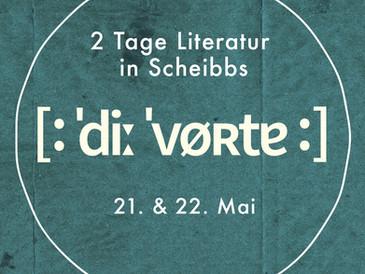 Literaturtage Scheibbs – Die Wörter, die Wörter!