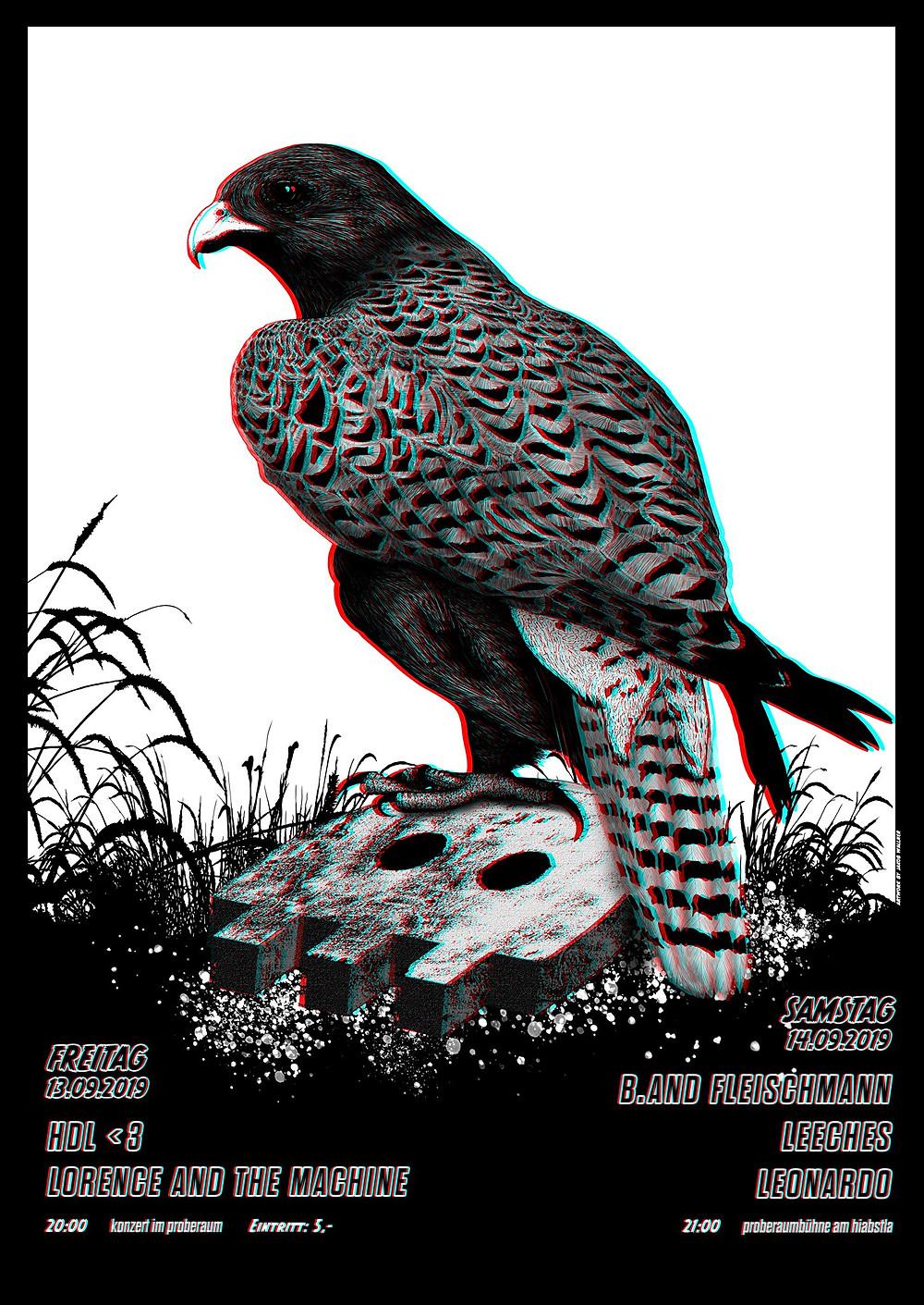 Plakat des Scheibbser Hiabstla 2019