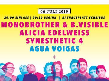 6. Juli 2019 INTERTONALE #4 - Opening Concert