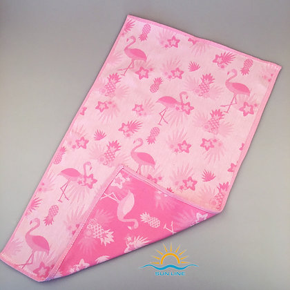 Flamingo and Ananas Concept