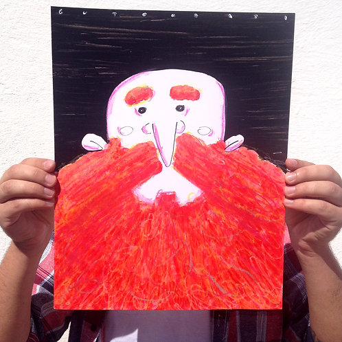 Inkhead Redbeard