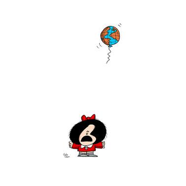 mafalda 50 anos