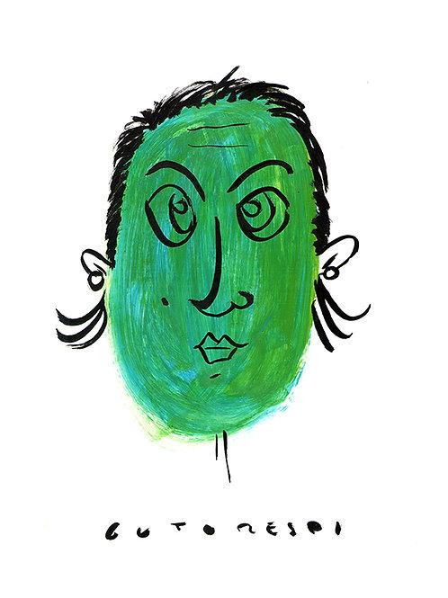 Nanquim Acrílica Green