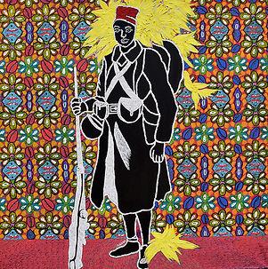 Dans la peau d'un Tirailleur Africain 5.