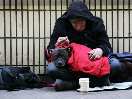 The 'Crushing' Cycle of Homelessness and Mental Illness