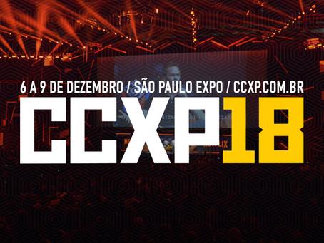 Pedro Leite na CCXP 2018!