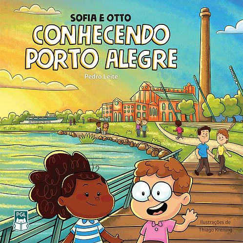 Sofia e Otto Conhecendo Porto Alegre