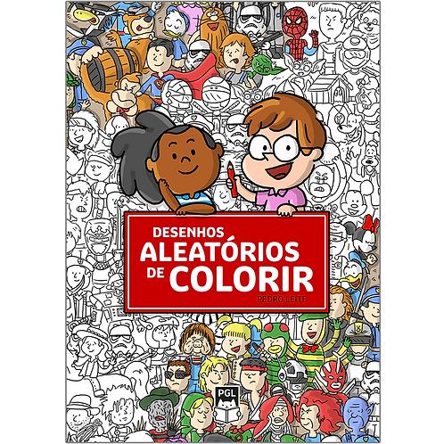 Revistinha de colorir