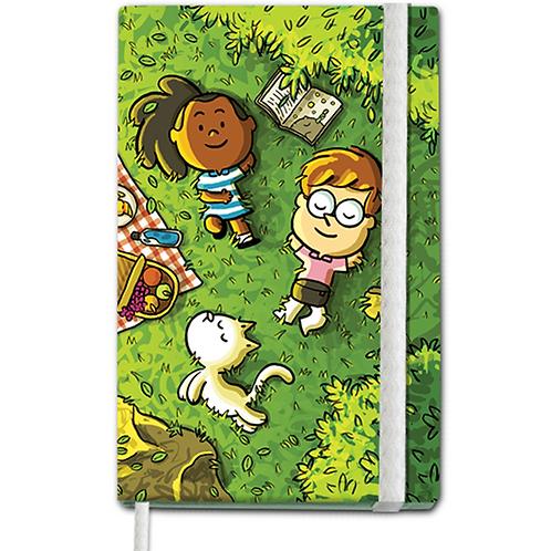 Caderninho Sofia e Otto