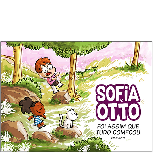 Revistinha Sofia e Otto