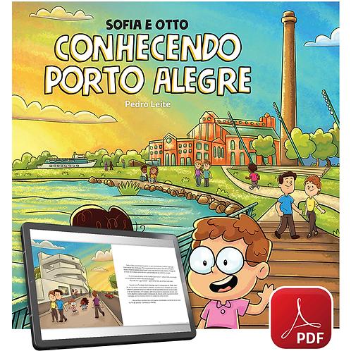 Livro digital (PDF) - Sofia e Otto Conhecendo Porto Alegre