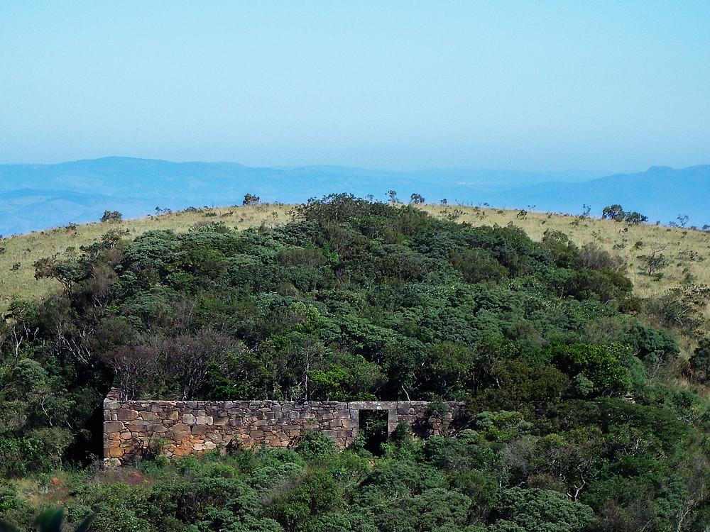Forte Brumadinho casa de pedra