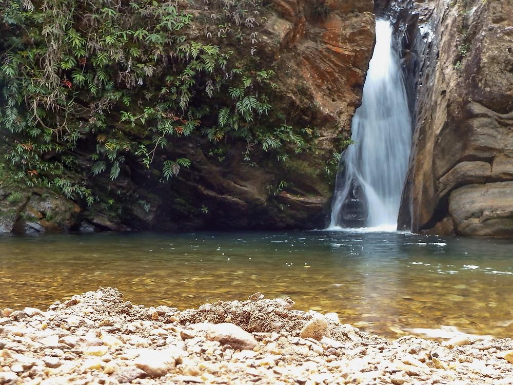 Cachoeira Carranca