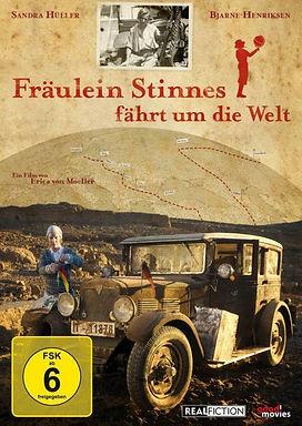 Fräulein Stinnes fährt um die Welt