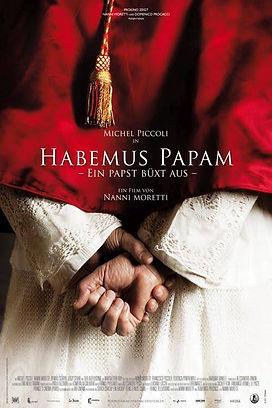 Habemus Papem - Ein Papst büxt aus