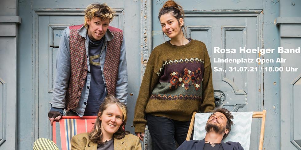 Rosa Hoelger & Band – Lindenplatz-Open Air