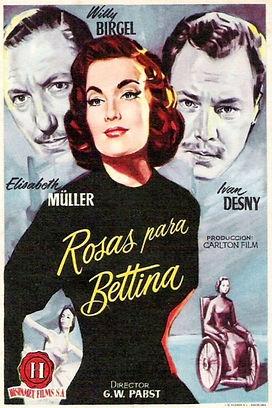 Rosen für Bettina