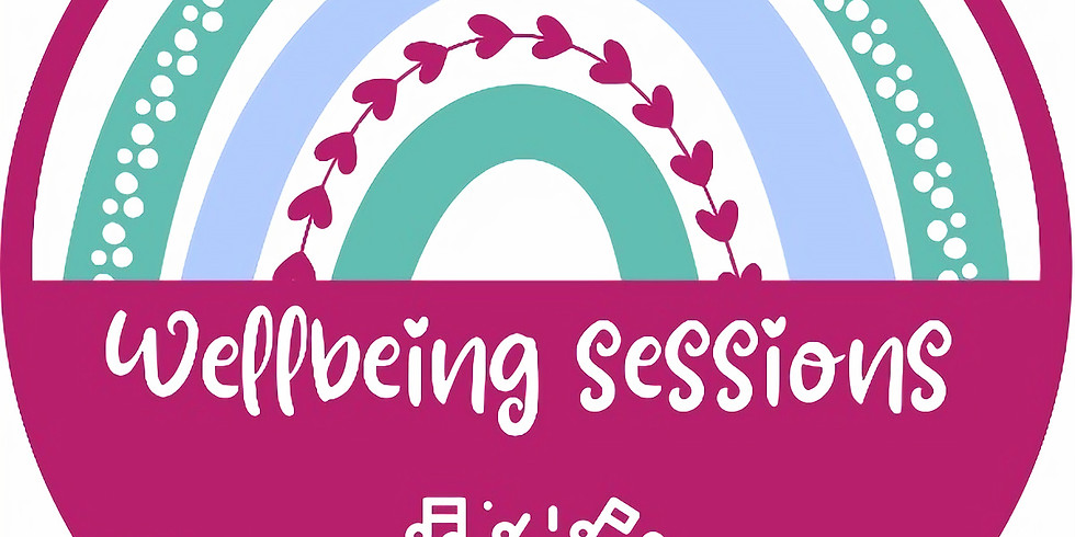 Wellbeing Session Weds 18th August