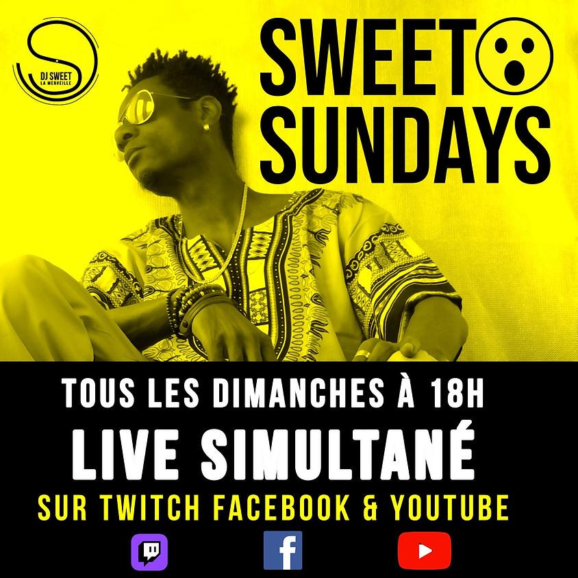 Sweet Sundays - Facebook live special Dj Arafat