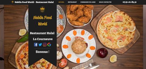 Restaurant Halal La Courneuve