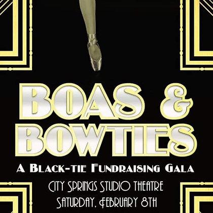 Boas & Bowties Performance Video