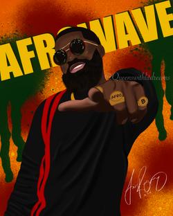 Afro B - Afrowave