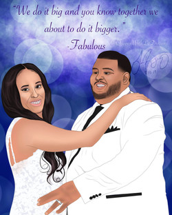 A Fabulous Marriage