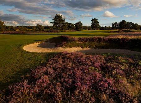 What is a Heathland golf course?
